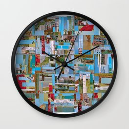 Old Cape Cod Wall Clock