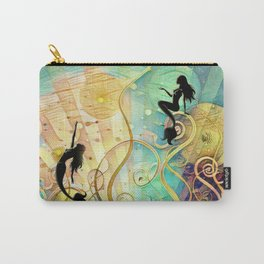 Sea Lore Carry-All Pouch
