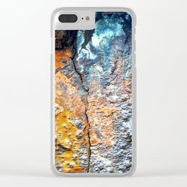 meEtIng wiTh IrOn no20 Clear iPhone Case