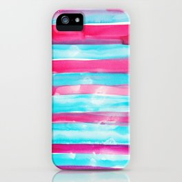 9    | 191128 | Abstract Watercolor Pattern Painting iPhone Case