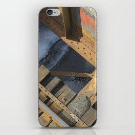 BU Bridge iPhone Skin