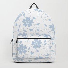 Five Petals Flowers 2 Backpack
