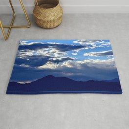 Blue Sky Dusk Rug