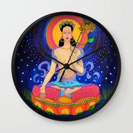 Tara raindrop Wall Clock