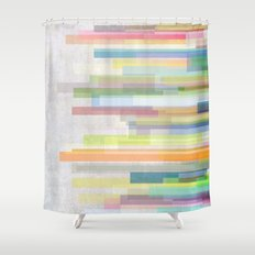 Graphic 14 Shower Curtain