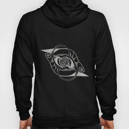 Abstract Forms - Freud's Eye (Dark) Hoody