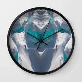 Ice Sentry Wall Clock