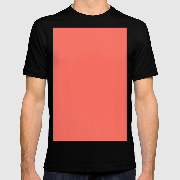 Living Coral Pantone Color Of The Year 2019 T Shirt By Cradoxcreative Society6,Movable Wall Partitions Philippines