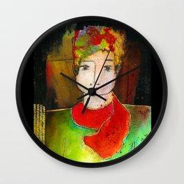 Le Philosophe Wall Clock