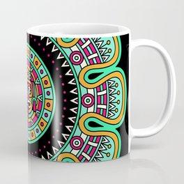 aztec sun Coffee Mug