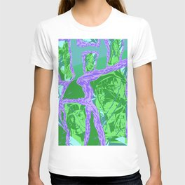 Crystal Ice Mirrors T-shirt