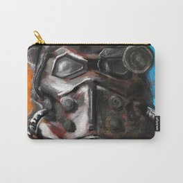 War Never Changes Carry-All Pouch
