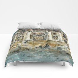 Trevi After Dark Comforters