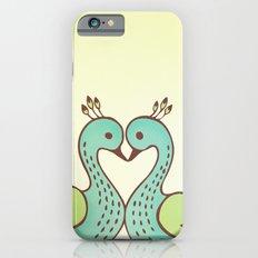 Peacock Love Slim Case iPhone 6s