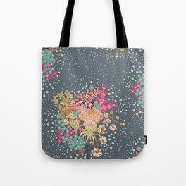 Powder Bloom Tote Bag