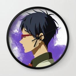Free! Minimalist (Rei) Wall Clock