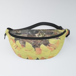 """Sunflower""  Hole Punch Fanny Pack"