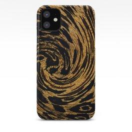 Animal Print Leopard Swirl 2021 iPhone Case