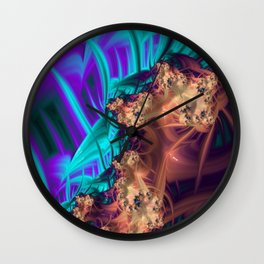 The Eye Catchers Wall Clock