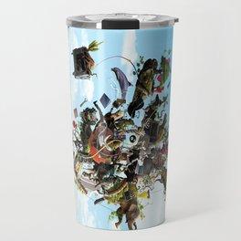 Surreal artwork Travel Mug