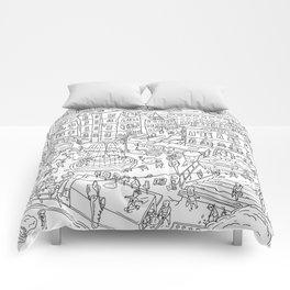 Budapest X Comforters