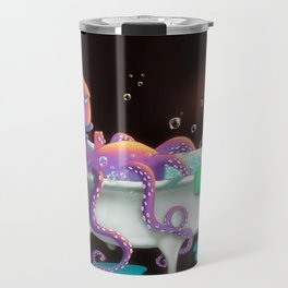 Octo Bath by dana alfonso Travel Mug