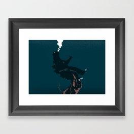 Ebirah, Horror of the Deep Framed Art Print