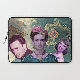 the three muskateers  Laptop Sleeve