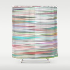 Nordic Combination 10 Shower Curtain