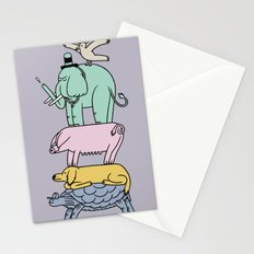 ANIMAL TOTUM Stationery Cards
