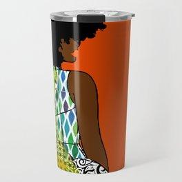green ch tote Travel Mug