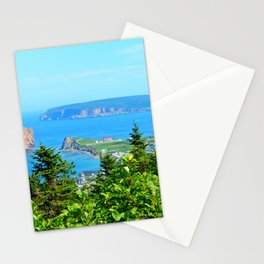Perce From Dawn's Peak Stationery Cards