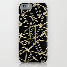 Ab Gold and Silver iPhone 6s Slim Case
