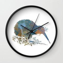 Kiwi Bird Wall Clock