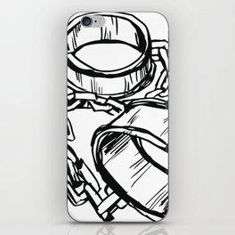 Broken Chains iPhone Skin