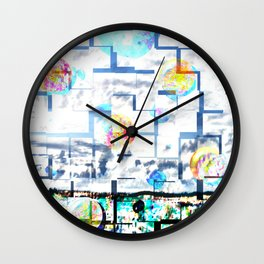 Are you lost? Wall Clock