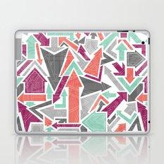 Patterned Arrows Laptop & iPad Skin