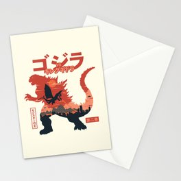 The King of Monsters vol.2 Stationery Cards