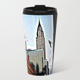 American colors  Travel Mug