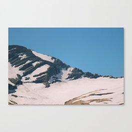 glacier ntl park part 1 Canvas Print