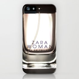 Zara Perfume iPhone Case