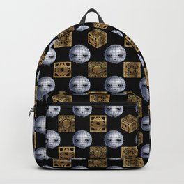 Chibi Pinhead & Puzzle Boxes Backpack