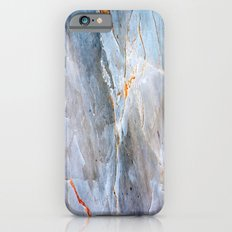 Grey Marble Texture iPhone 6s Slim Case