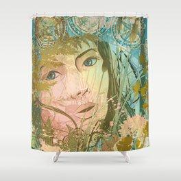 RACUN Shower Curtain