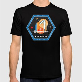 Kronos 1 Official Mission Emblem T-shirt