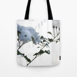 Silhouette Rose 2 Tote Bag