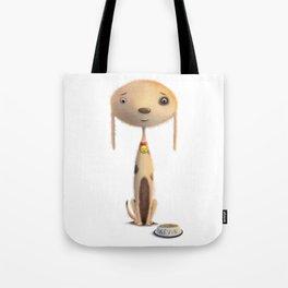 Good Doggie by dana alfonso Tote Bag