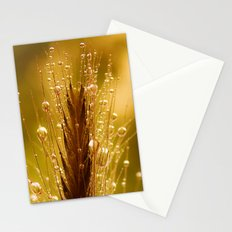 wheat of gold Stationery Cards