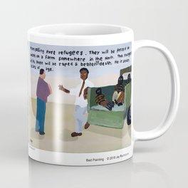Bad  Painting Collection Number 52 & 53 Coffee Mug