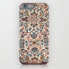 Mahal West Persian Rug Print iPhone Case